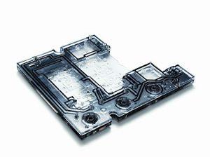 《微流體芯片及復雜氣液路流道的塑料激光焊接》
